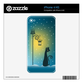 Christmas Eve iPhone 4S Skin
