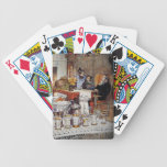 Christmas Eve Julaftonen Bicycle Playing Cards