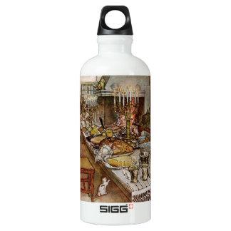 Christmas Eve Julaftonen SIGG Traveler 0.6L Water Bottle