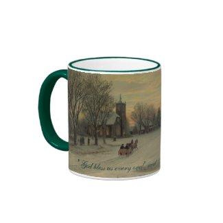 Christmas Eve - Mug #2 mug