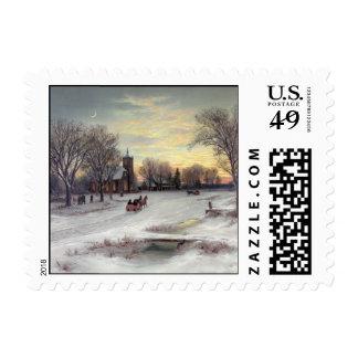 Christmas Eve postage (small)