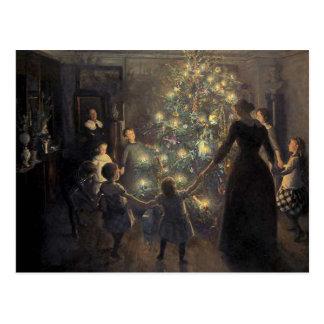 Christmas Eve Postcard