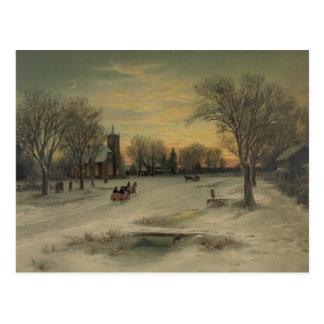 Christmas Eve - Postcard 2