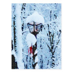 Christmas Eve Snowfall Post Cards