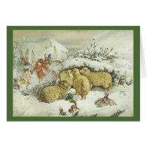 Christmas Fairies Card