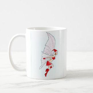 Christmas Fairy Coffee Mug