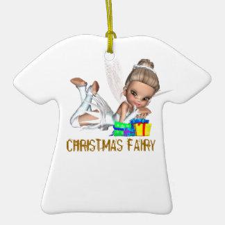 CHRISTMAS FAIRY CHRISTMAS TREE ORNAMENTS