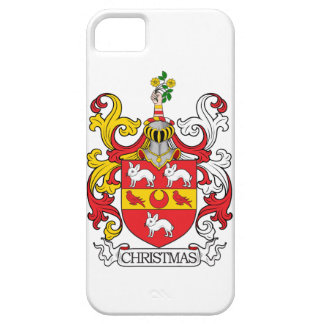 Christmas Family Crest Case For iPhone 5/5S