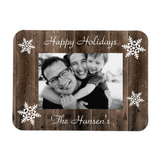 Christmas Family Magnet