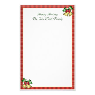 Christmas Family Stationery