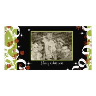 Christmas Fantasia Photo Greeting Card