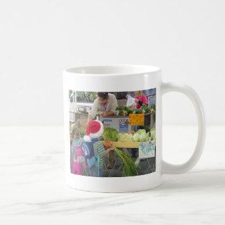 Christmas Farmer's Market Coffee Mug