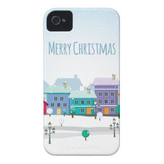 Christmas Feelings Case-Mate iPhone 4 Case