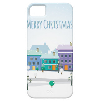Christmas Feelings iPhone SE/5/5s Case