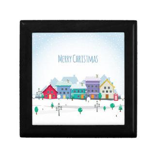 Christmas Feelings Jewelry Box