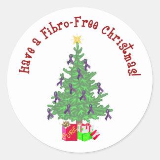 Christmas Fibro-Tree Stickers