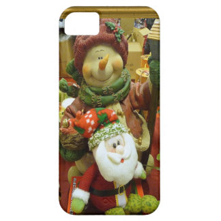 Christmas figures iPhone 5 cases