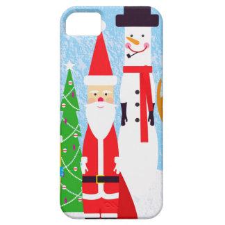 Christmas Figures iPhone SE/5/5s Case