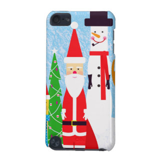 Christmas Figures iPod Touch 5G Cover