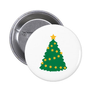 Christmas fir tree pins