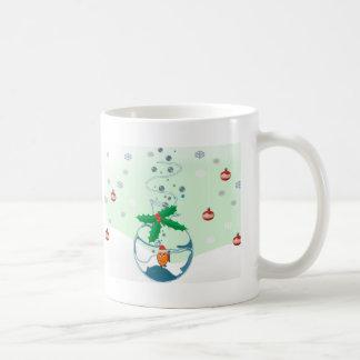 Christmas Fish Coffee Mug
