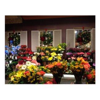 Christmas Floral Shop