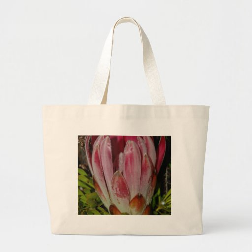 Christmas Flower Bag