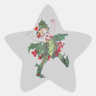 Christmas Flower Fairies Elizabeth Gordon Stickers