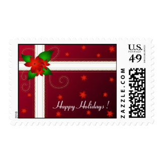 Christmas flowers - Postage !
