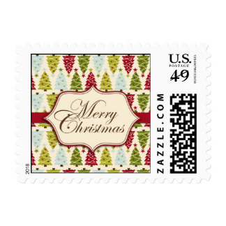 Christmas Forest Stamp 2