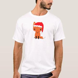 Christmas fox T-Shirt