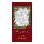 Christmas Frame Picture Card