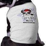 Christmas French Bulldog Dog Tshirt