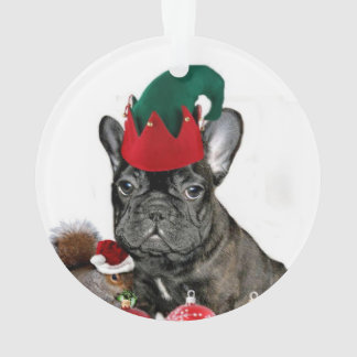 French Bulldog Ornaments & Keepsake Ornaments | Zazzle