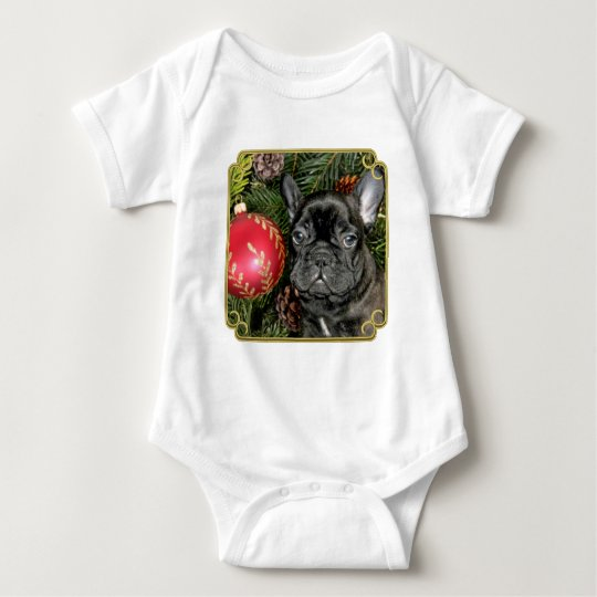 Christmas French Bulldog Shirt