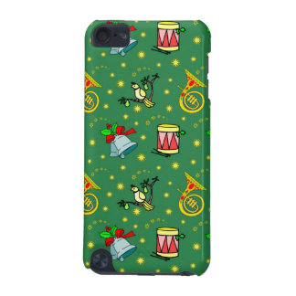 Christmas – French Horns & Magenta Drums iPod Touch 5G Case