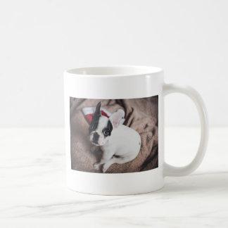 Christmas Frenchie Coffee Mug