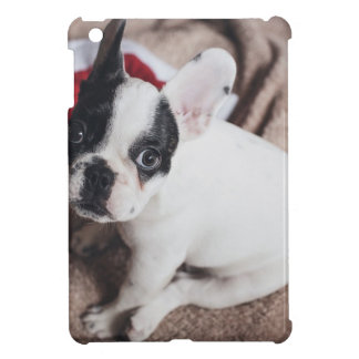 Christmas Frenchie iPad Mini Case