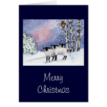 Christmas Friends Card