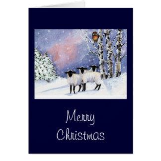 Christmas Friends Card