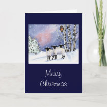 Christmas Friends Holiday Card