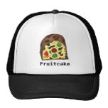 Christmas Fruit Cake Fruitcake Foodie Holiday Hat