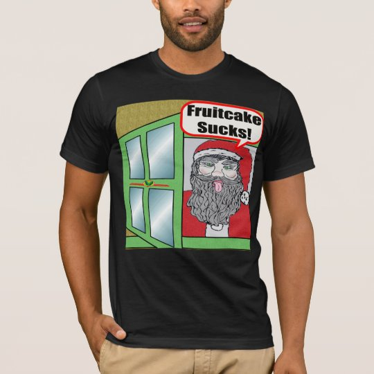 Christmas Fruit Cake T-shirts