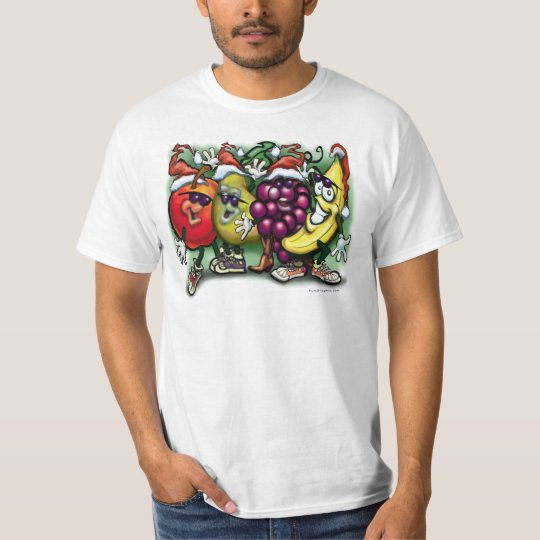 Christmas Fruit T-Shirt