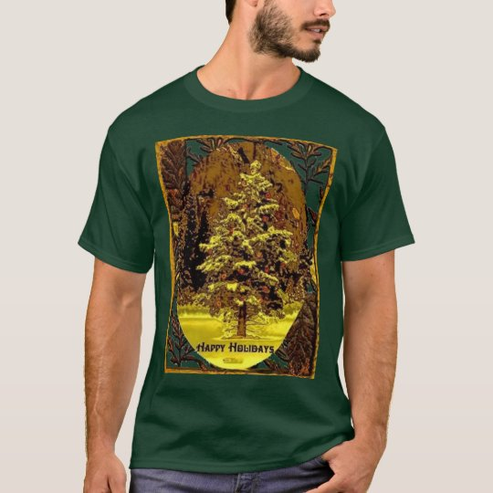 Christmas Fusion  T-Shirt