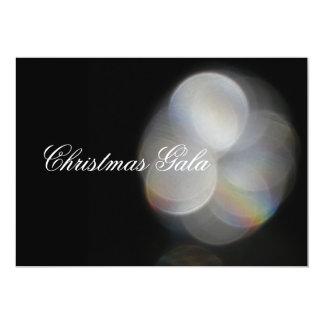 Christmas Gala 5x7 Paper Invitation Card