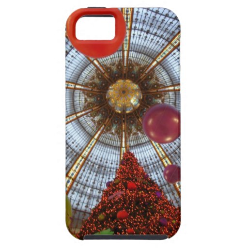 Christmas • Galeries Lafayette iPhone 5 Cases