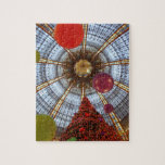 Christmas • Galeries Lafayette Jigsaw Puzzle