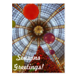 Christmas • Galeries Lafayette Post Cards