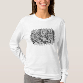 Christmas Gambols, or a Kiss Under the T-Shirt